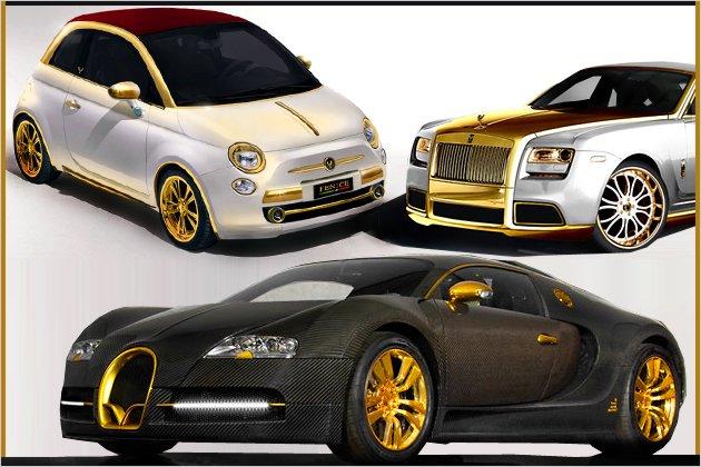 bild 1 30 bildergalerien zeigefreudig luxus autos und au ergew hnliche umbauten heise autos. Black Bedroom Furniture Sets. Home Design Ideas