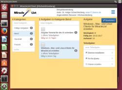 Web- und Cross-Plaform-Desktop-Anwendung mit Angular
