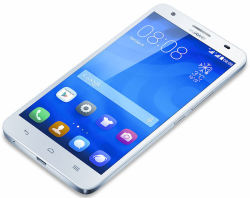 Huawei Ascend G750: Android-Smartphone mit Octo-Core-Prozessor und Dual-SIM.