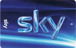 2 Karte Sky
