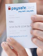 paysafe karte verkaufsstellen