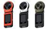 Zweiteilige Actioncam: Casio Exilim EX-FR10