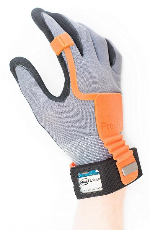 Der pro glove soll arbeiten in der produktion vereinfachen heise online