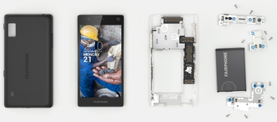 Fairphone 2: Android-Smartphone in Modulbauweise