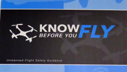Know before your Fly Logo