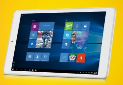 CES 2016: 8-Zoll-Tablet mit Windows 10 Mobile von Alcatel Onetouch