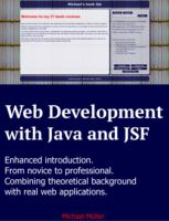 "Das Buch wird als ""Journey through Java EE Technologies whilst developing Web Applications with JavaServer Faces"" beworben."