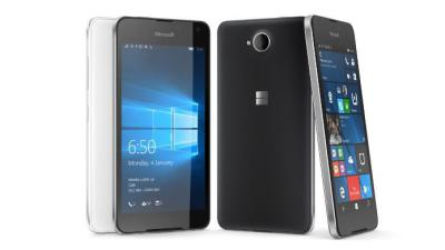 Mittelklasse mit Windows 10 Mobile: Lumia 650.