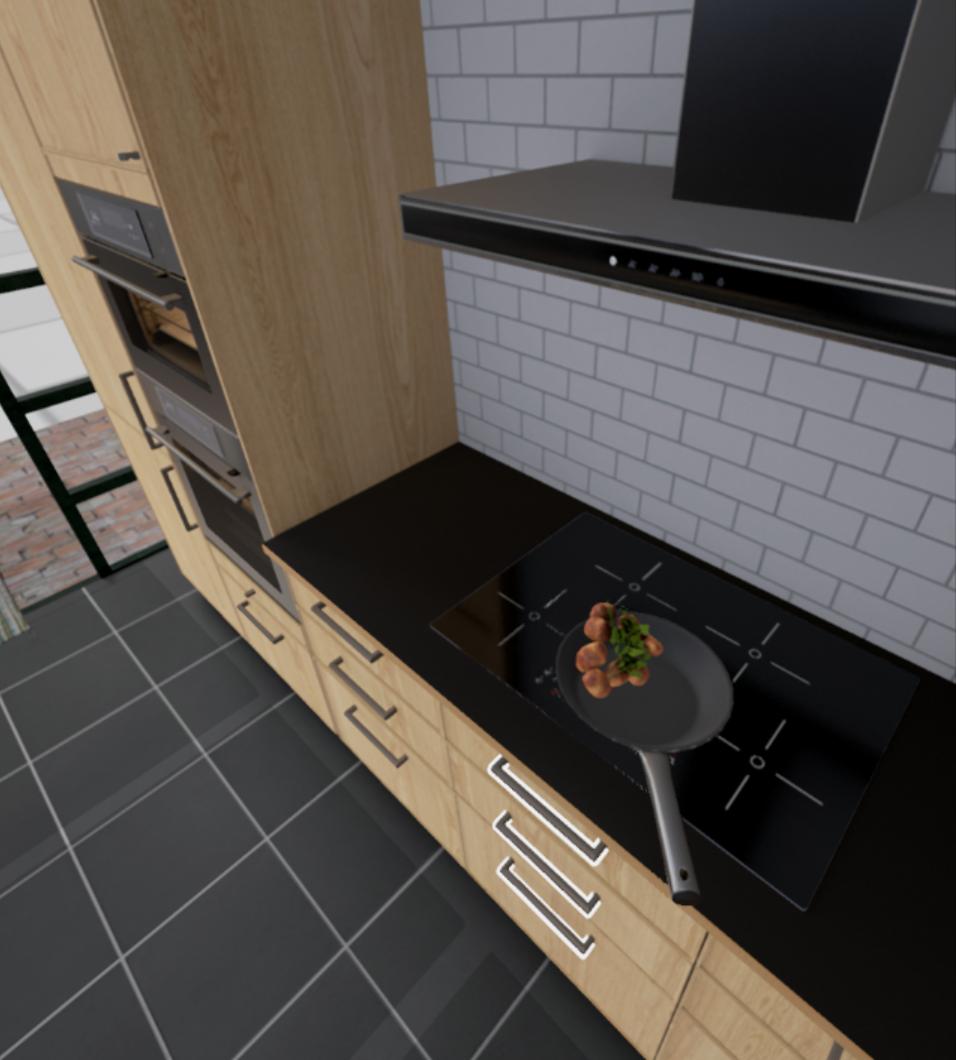 schnarch bei der ikea vr experience darf man eine pfanne aus der schubladen nehmen viel. Black Bedroom Furniture Sets. Home Design Ideas