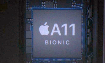Apples SoC A11 Bionic