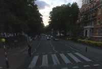 Street View Abbey Road