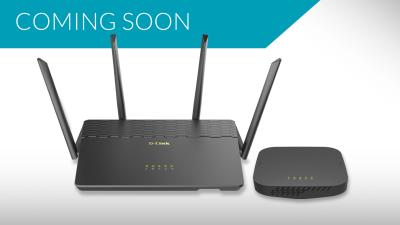D-Links Covr-Wifi-System besteht aus einem konventionellen WLAN-Router, dem man ein oder mehrere Repeater zur Seite stellt.