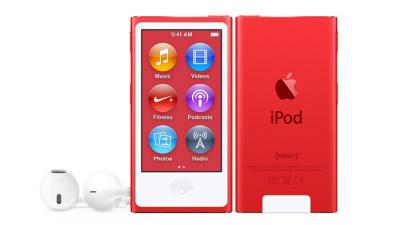 IPhone 7 (PRODUCT) RED - so könnte es mit schwarzer Front aussehen