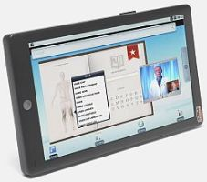 Tablet-Referenz-Design Marvell Moby