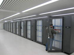 Chinas schnellster Supercomputer Tianhe-1A
