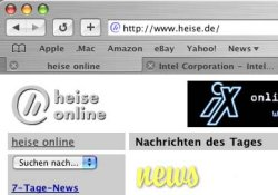 Safari Beta 2 -- Tabbed Browsing