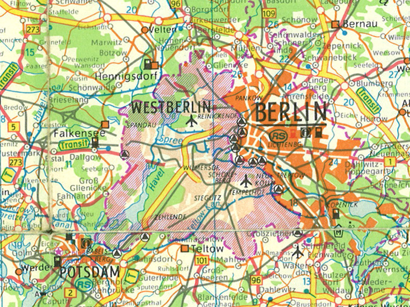 OSM-Lizenzwechsel reißt Löcher in die Hauptstadt (Bild) | heise ...