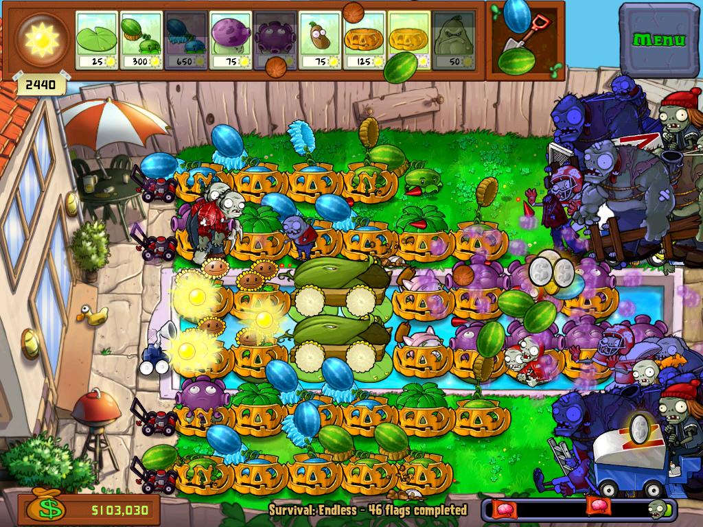 zombie gegen pflanzen online spielen