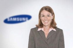 Bettina Wilke, Produktmanagerin LED-Lampen, Samsung