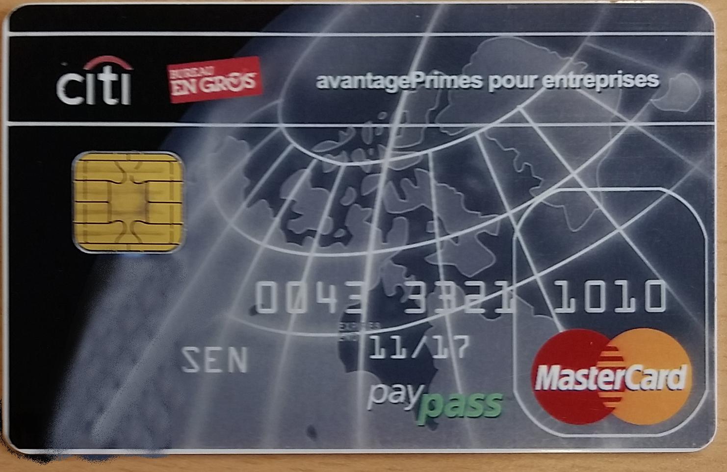 kreditkarte fake daten