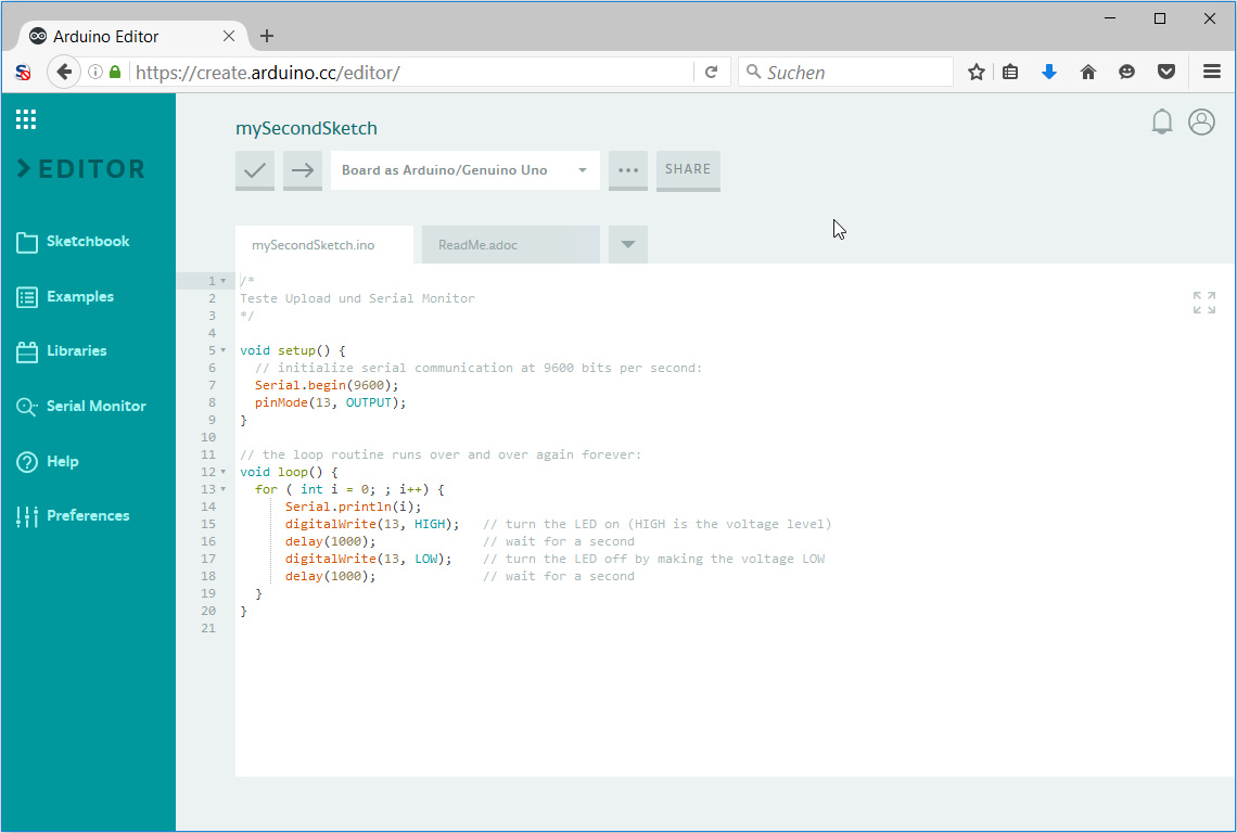 Arduino editor free download