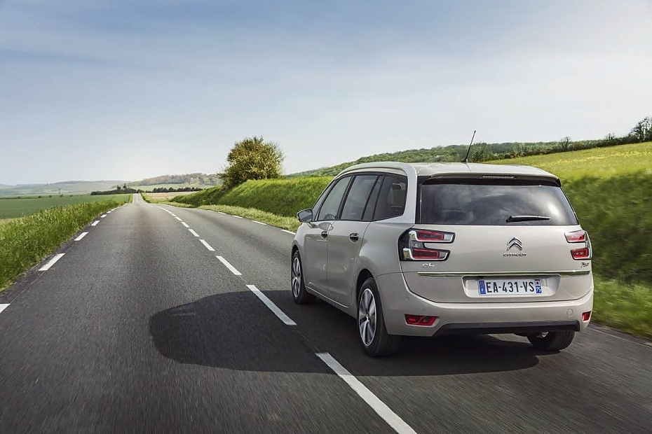 Test: Citroën C4 Grand Picasso