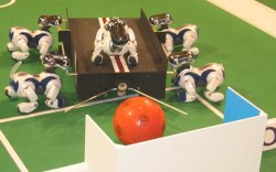 Technical Challenge der Aibo League