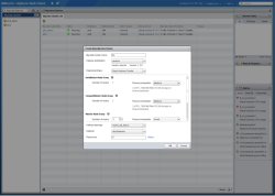 Big-Data: vSphere-Client-Screenshot