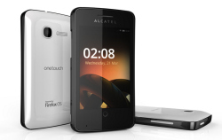 Firefox OS, Alcatel One Touch Fire