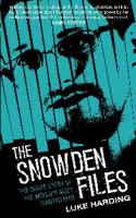 Buchdeckel The Snowden Files
