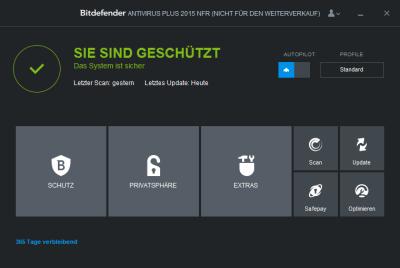 Kachel design  Bitdefender 2015: Kacheln für vereinfachte Bedienung | heise Security