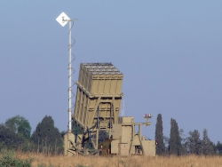 Iron-Dome-Batterie