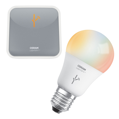 smarte leuchtmittel osram macht philips hue konkurrenz mac i. Black Bedroom Furniture Sets. Home Design Ideas