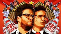 "Werbung für den Film ""The Interview"""