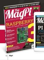 Anzeige im MagPi-Magazin