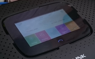 Touchscreen TP-Link SR20