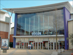Odeon-Kino in London
