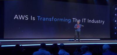Werner Vogels, CTO von AWS, war von Beginn an den Erfolgen des Cloud-Konzerns beteiligt.