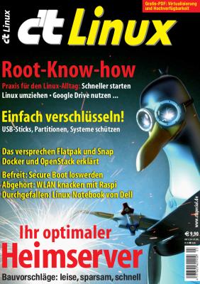 c't Linux 2017
