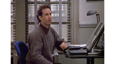 "Screenshot ""Seinfeld""-DVD / Twitter"