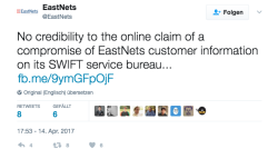 EastNets Tweet