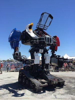 Megabots Mk III: Premiere auf der Maker Faire Bay Area