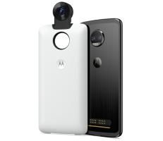 Moto Z2 Force mit 360 Camera Mod