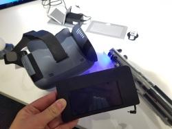 Die Mirage-Smartphone-Halterung unterstützt 10 Handys.