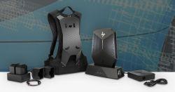 Die Profi-Version des Rucksack-PCs heißt HP Z VR.