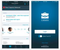 """Mit """"GE APM Cases"""" steht eine erste Predix-basierte App von GE bereits im App Store."""