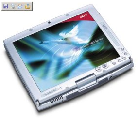 Acer Tablet PC Travelmate