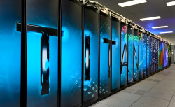 Der Supercomputer Titan am Oak Ridge National Laboratory