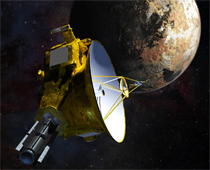 NASA-Mission New Horizons